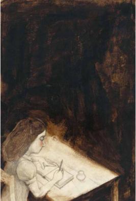 QUARELLO - Albero di Anne