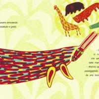 C'era una volta, nella savana, un leone molto egoista. Si chiamava Kandinga