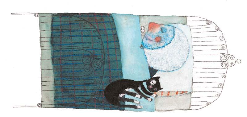 Cosa fa la luna di notte? di Anne Herbauts - Donzelli