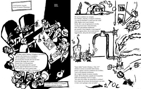 Il pifferaio magico di Hamelin, Robert Browning, Antonella Toffolo - 2007, Topipittori