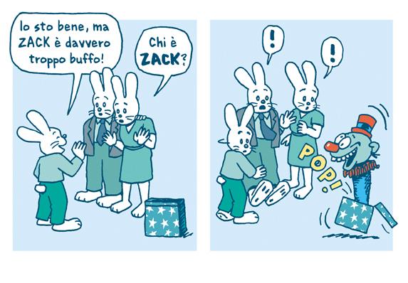 Jack e la scatola, Art Spiegelman - 2011 Orecchio acerbo