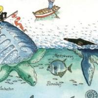 Le isole del tempo. Avventure nel mondo verde preistorico