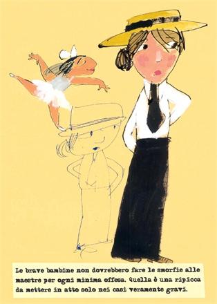 Consigli alle bambine di Mark Twain, Vladimir Radunsky - Donzelli
