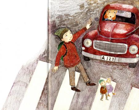 Peter e Petra, Astrid Lindgren, Kristina Digman - Il gioco di leggere