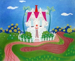 The Little House Mary Blair