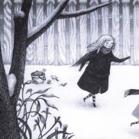 La bambina di neve. Miracolo infantile