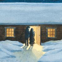 Natale nella stalla