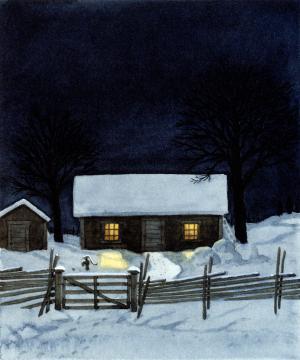 Natale nella stalla, Astrid Lindgren, Lars Klinting - Il gioco di leggere