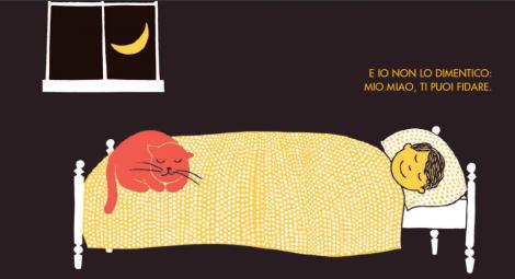 Mio miao. Il mio unico specialissimo gatto, di Sandol Stoddart, Remy Charlip - Orecchio Acerbo