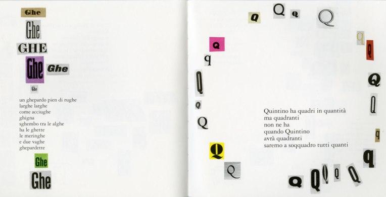 Bruno Munari, Alfabetiere - Corraini