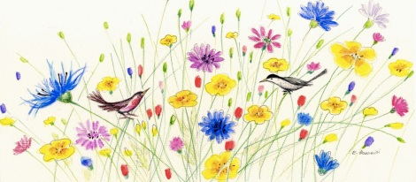 Primavera per AtlantideKids - Elisabetta Pasanisi 2013