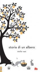 storia di un albero - émilie vast copertina