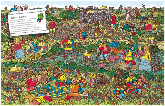 Dov'è Wally - Martin Handford