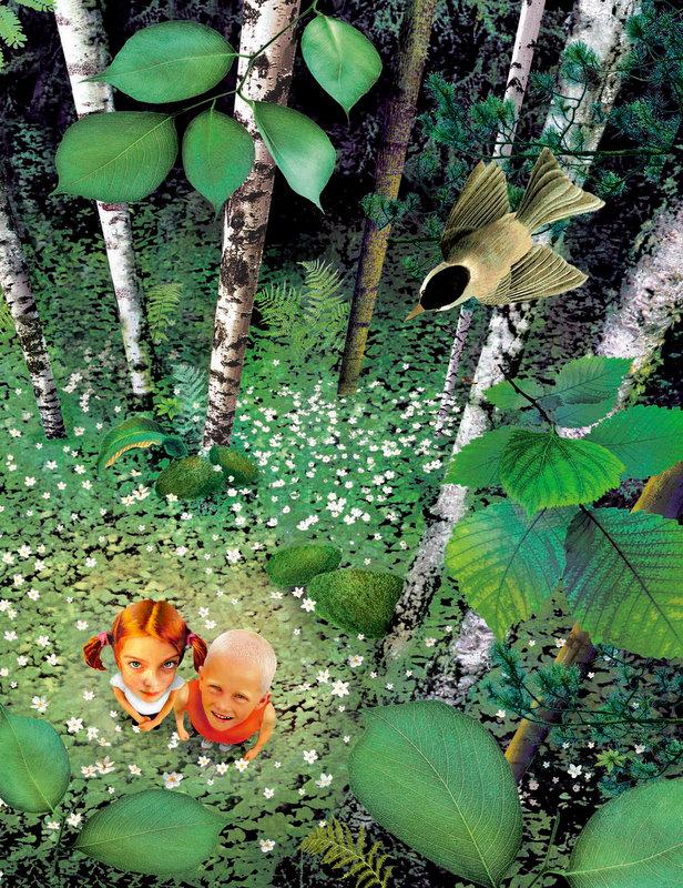 Stian Hole - L'estate di Garmann - Donzelli
