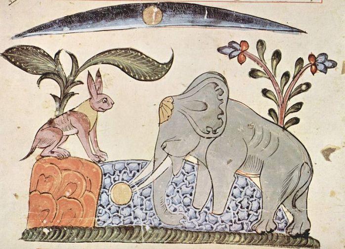 Panchatantra o le storie di Kalilah e Dimnah