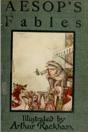 Arthur rackham - Aesop's falbles