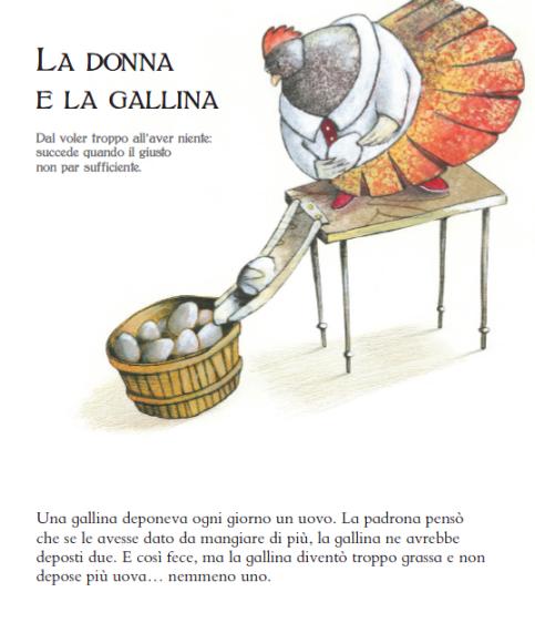 Di topi e leoni di orsi e di galline - Lev Tolstoj - ill. di Brunella Baldi - Lapis