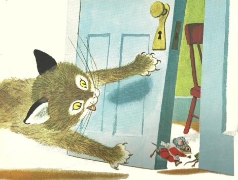 La topolina di campagna e la topolina di città - Richard Scarry