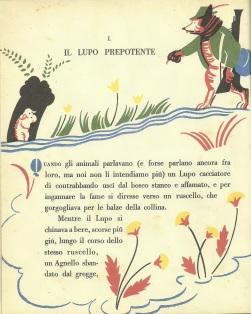 Filiberto Mateldi - Il lupo prepotente, scala d'oro utet 1940