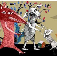Dal Lucca Junior 2012 illustrazioni giovani e la visione di un mondo alternativo