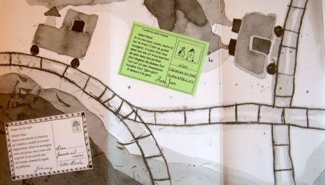 Nino il trenino, Le petit train di Florence Faval, Pierre Hornain