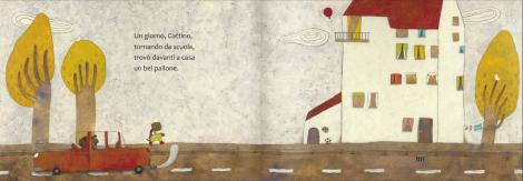 gattino e il pallone - Constanze v. Kitzing