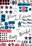 Andy Warhol - album da colorare