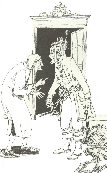 canto di natale - Charles dickens - fabio visintin