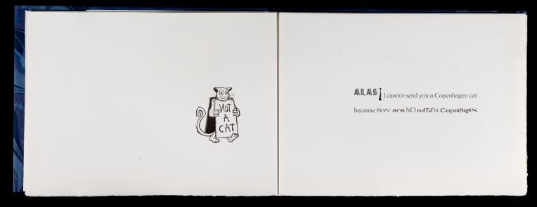 James Joyce's 'The Cats of Copenhagen' (Ithys Press, 2012)