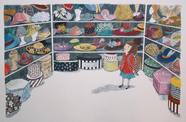 Clara Button a Londra, una giornata magica - Amy De la Haye, Emily Sutton - Donzelli