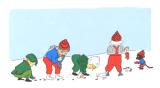 Il Natale di Pippi - Astrid Lindgren, La nuova Frontiera