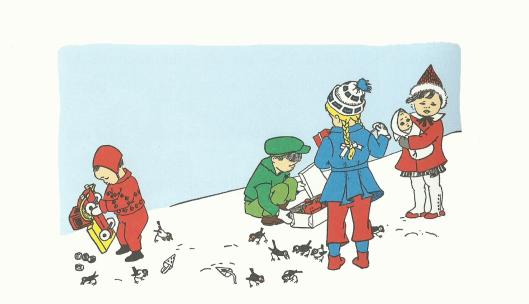 il natale di pippi - Ingrid Nyman, Astrid Lindgren