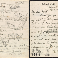 Le lettere illustrate di Beatrix Potter