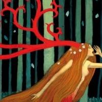 Fenrìs, lupo scarlatto protagonista e cantore di una fiaba nordica
