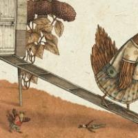 L'operosa e giusta gallinella rossa