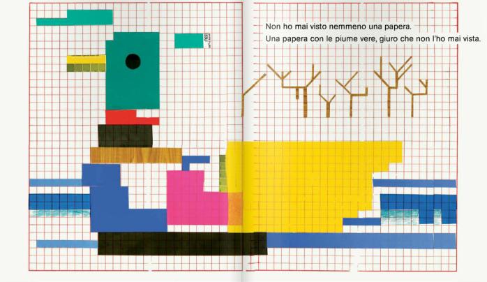 Pedali e papere - Madalena Matoso - La nuova Frontiera Junior, 2013