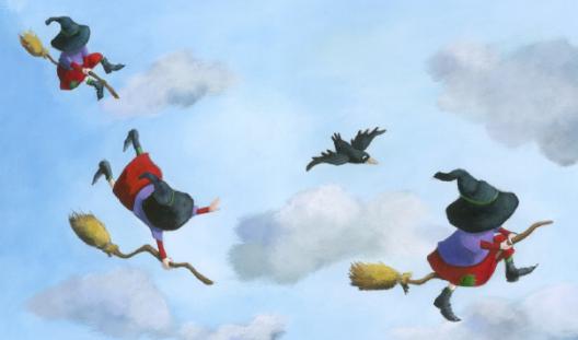 Violetta la streghetta e l'incantesimo suppergiù, di Anu Stohner e Henrike Wilson - Beisler 2013