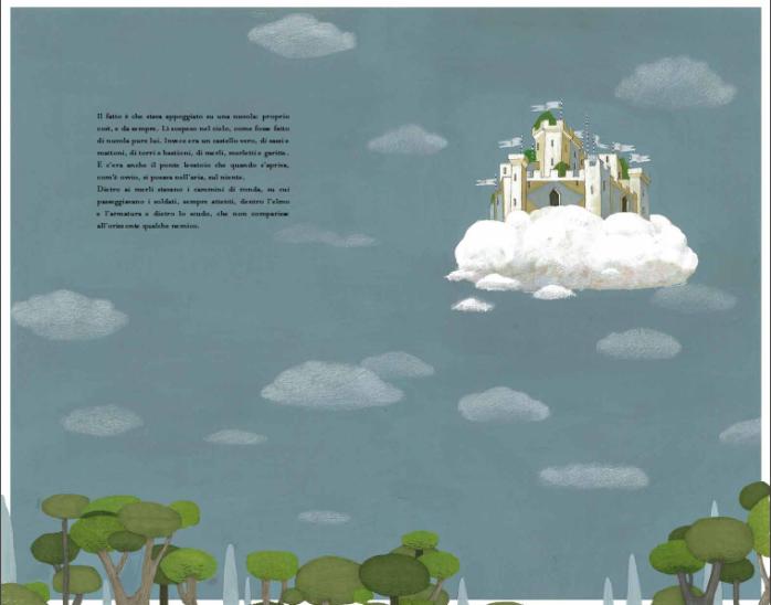 La leggerezza perduta, di Cristina Bellemo e Alicia Baladan - 2013, Topipittori