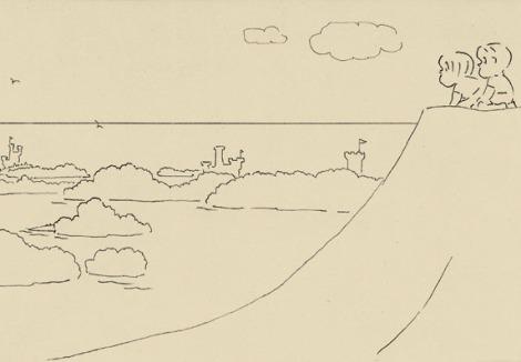 Spiaggia magica, Crockett Johnson - 2013, Orecchio acerbo