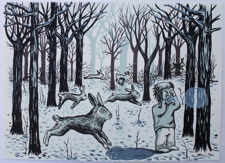 Quasi ninna quasi nanna, Mariana Chiesa - 2013, Orecchio acerbo