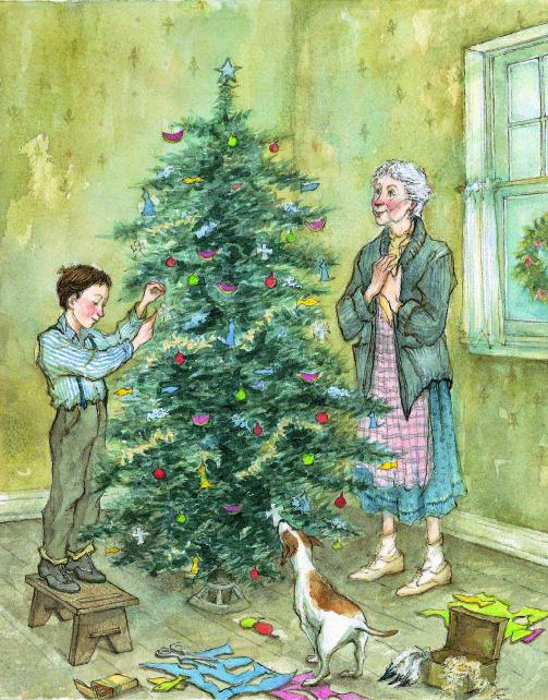 Ricordo di Natale, Truman Capote, Beth Peck - Donzelli