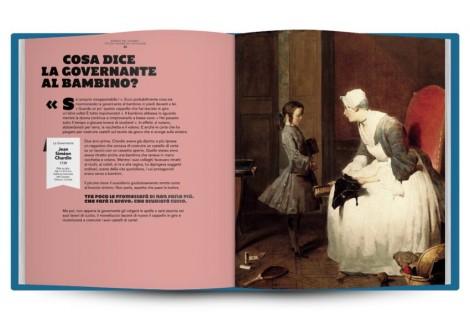Jean Siméon Chardin, La Governante, 1739 - da Bambini nel quadro! di Alain Korkos - 2013, L'Ippocampo