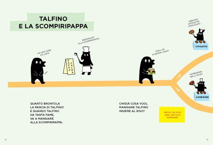 Scompiripiglio, Studio Euphrates - 2013, Topipittori