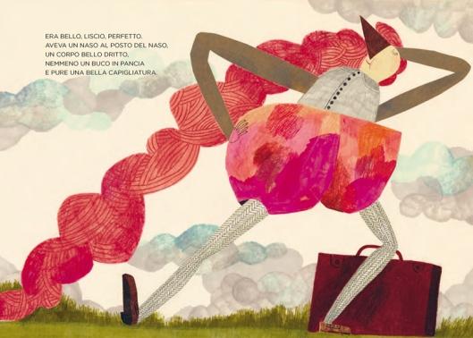 I cinque malfatti, Beatrice Alemagna - 2014, Topipittori