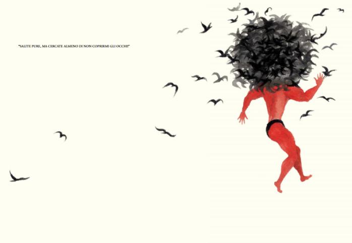 I giganti e le formiche, Cho Won hee - 2014, Orecchio acerbo