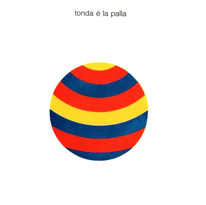 Il tondo, Iela Mari - 2014, Babalibri