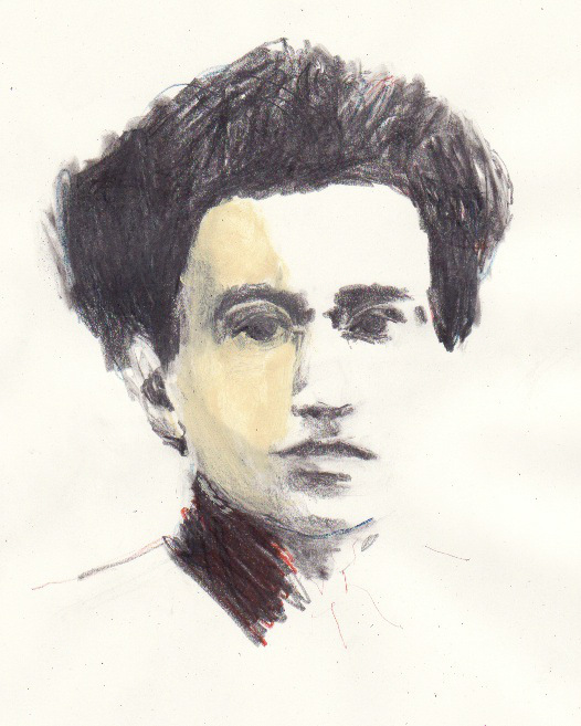 La volpe e il polledrino, Antonio Gramsci, Viola Niccolai - 2014, Topipittori