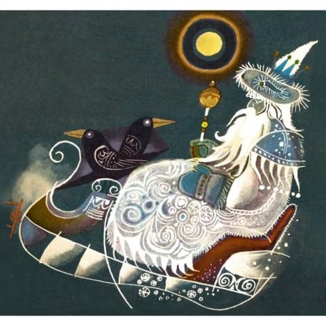 Fiabe d'inverno, Fiaba del re delle nevi, Tadeusz Kubiak, Zbigniev Rychlichi - Logos, Taschen, 2014