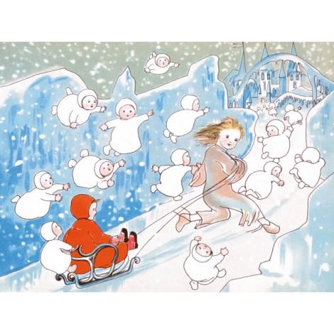 Fiabe d'inverno, I bambini amichevoli, Sibylle Olfers - Logos, Taschen, 2014