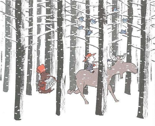 Camillo e il regalo di Natale, Ole Könnecke - Beisler 2014